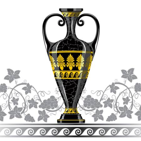 cup, black, yellow Mariia Pazhyna - Dreamstime