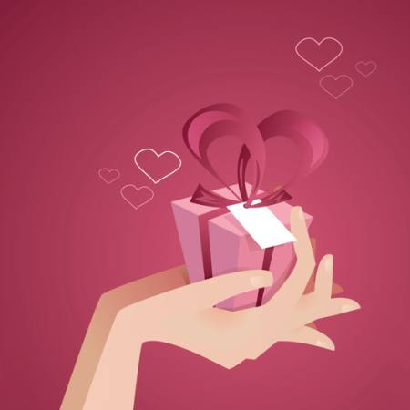 hands, present, love, hearts, box Fanelie Rosier - Dreamstime