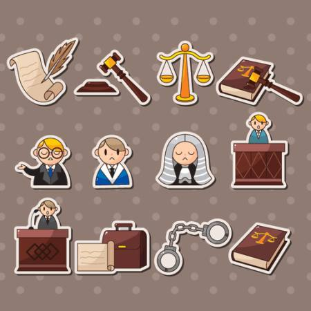 signs, cuffs, book, man, office Notkoo2008 - Dreamstime