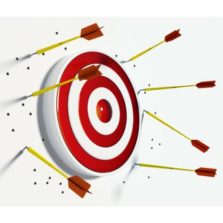 target, arrows, red, circle, bow Emel  Ataç Tunaboylu - Dreamstime