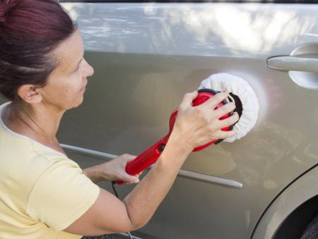 wash, car, woman, hand, door Dreamstimepoint - Dreamstime