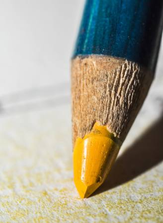 yellow, crayon, pen, pencil, write Radub85 - Dreamstime