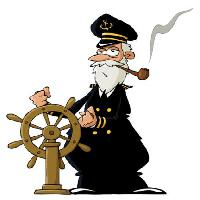 Pixwords The image with sailor, sea, captain, wheel, pipe, smoke Dedmazay - Dreamstime