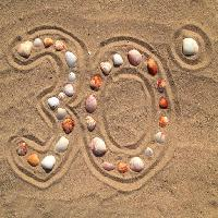 Pixwords The image with thirty, sand, beach, shells, heat Battrick