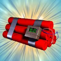 Pixwords The image with boom, explode, timer, tnt Andreus - Dreamstime