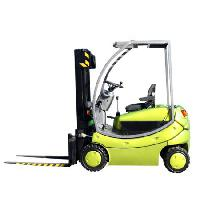 Pixwords The image with fork, lift, machine, tool, object, car, green Mlan61 - Dreamstime