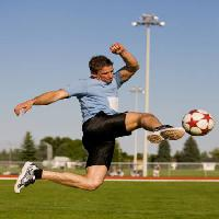 Pixwords The image with football, sport, ball, man, player Stephen Mcsweeny - Dreamstime