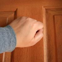 Pixwords The image with hand, door, fist Countrymama - Dreamstime