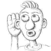 Pixwords The image with cartoon, man, drawing, sketch, hand, year Robodread - Dreamstime