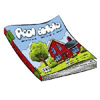 Pixwords The image with book, comic, house Brett Lamb - Dreamstime