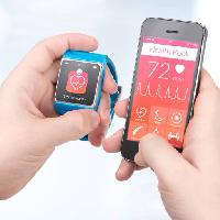 Pixwords The image with watch, iphone, health, ipod, hands Aleksey Boldin (Alexeyboldin)