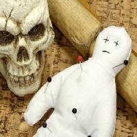 Pixwords The image with puppet, skull, dead Dana Rothstein - Dreamstime