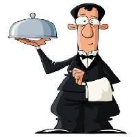 Pixwords The image with dinner, man, black, napkin, food, eat Dedmazay - Dreamstime